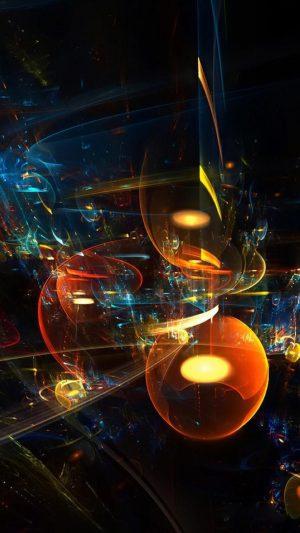 Abstract Shapes Shadows