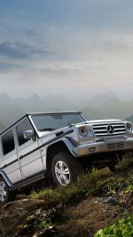 Cool Benz Off Road