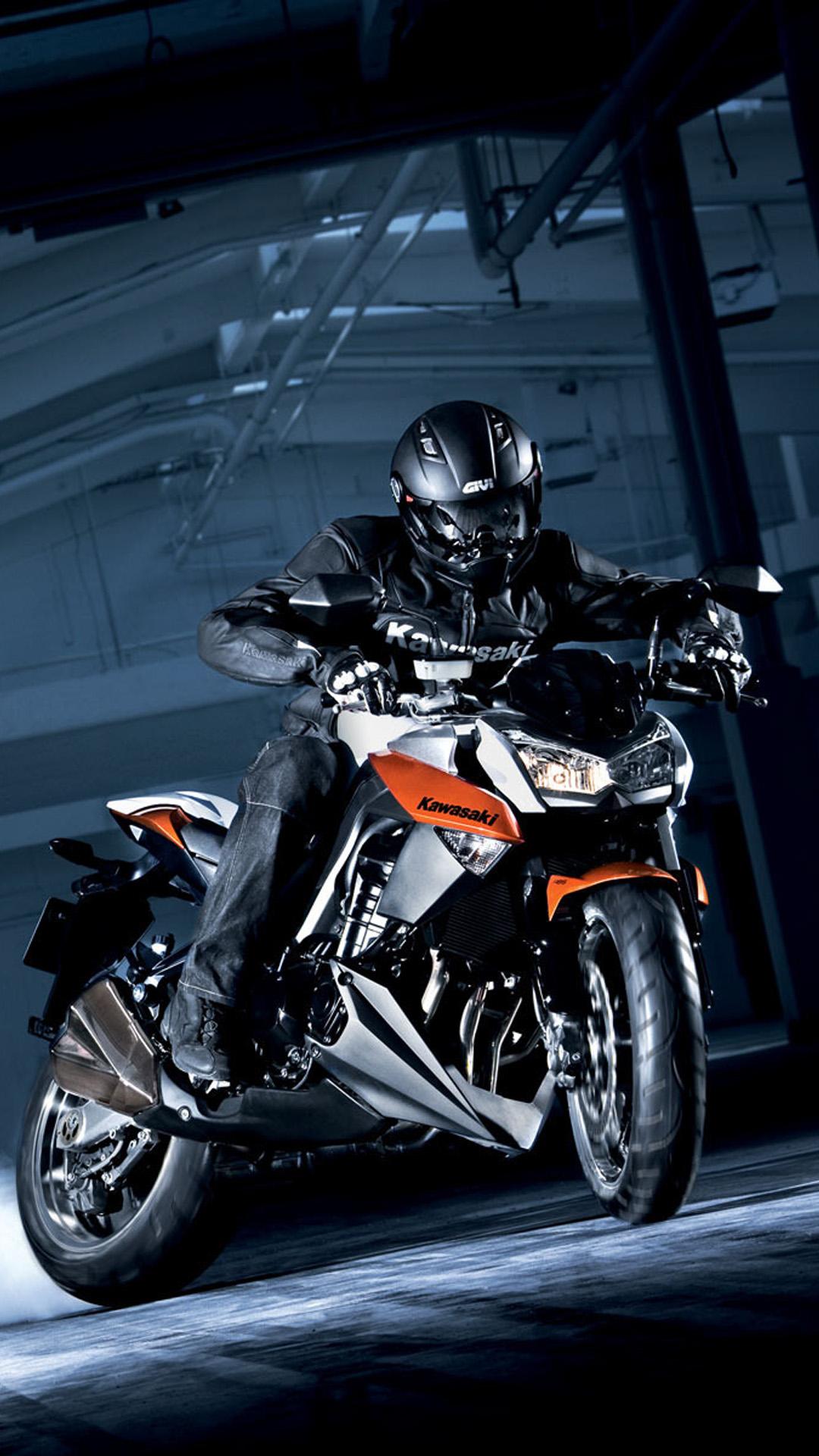 Cool Kawasaki Motorcycle