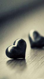Love Heart Black Sweet