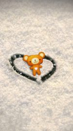 Love Wallpaper Snow