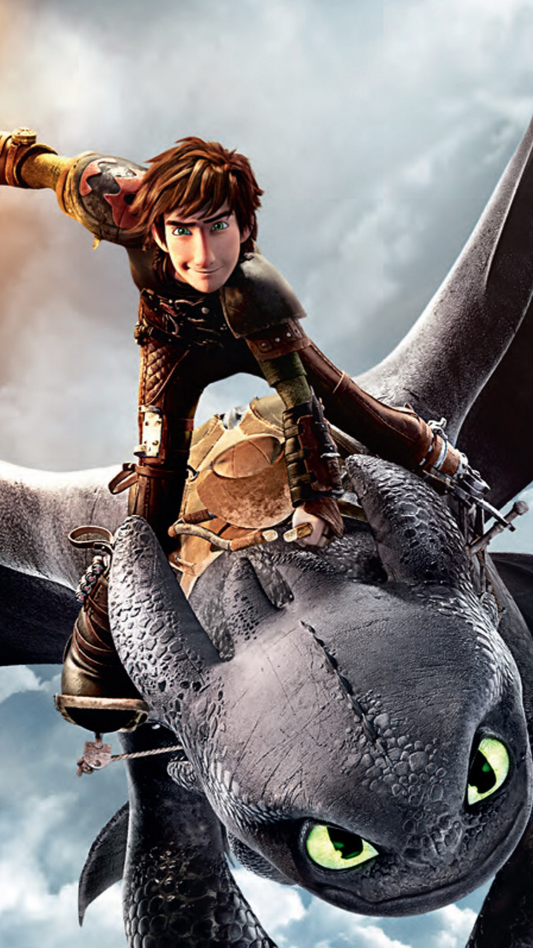 Disney Dragon iPhone wallpaper