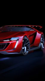 Pretty Volkswagen GTI Roadster Positive