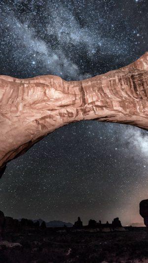 Milky Way Sky