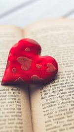 Romantic Hear Love Book
