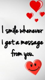 Smile Love Message