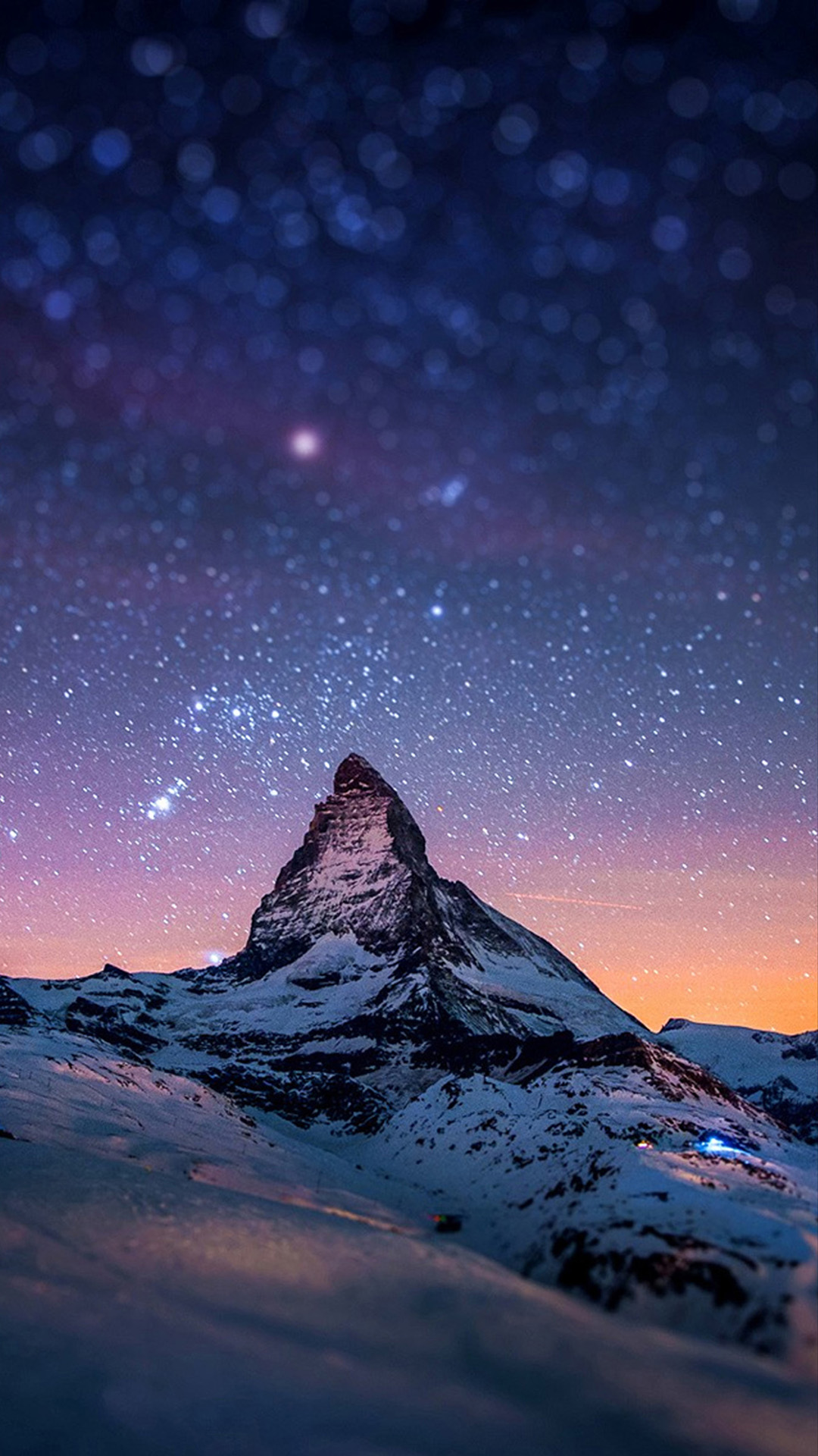 Nightsky Mountain