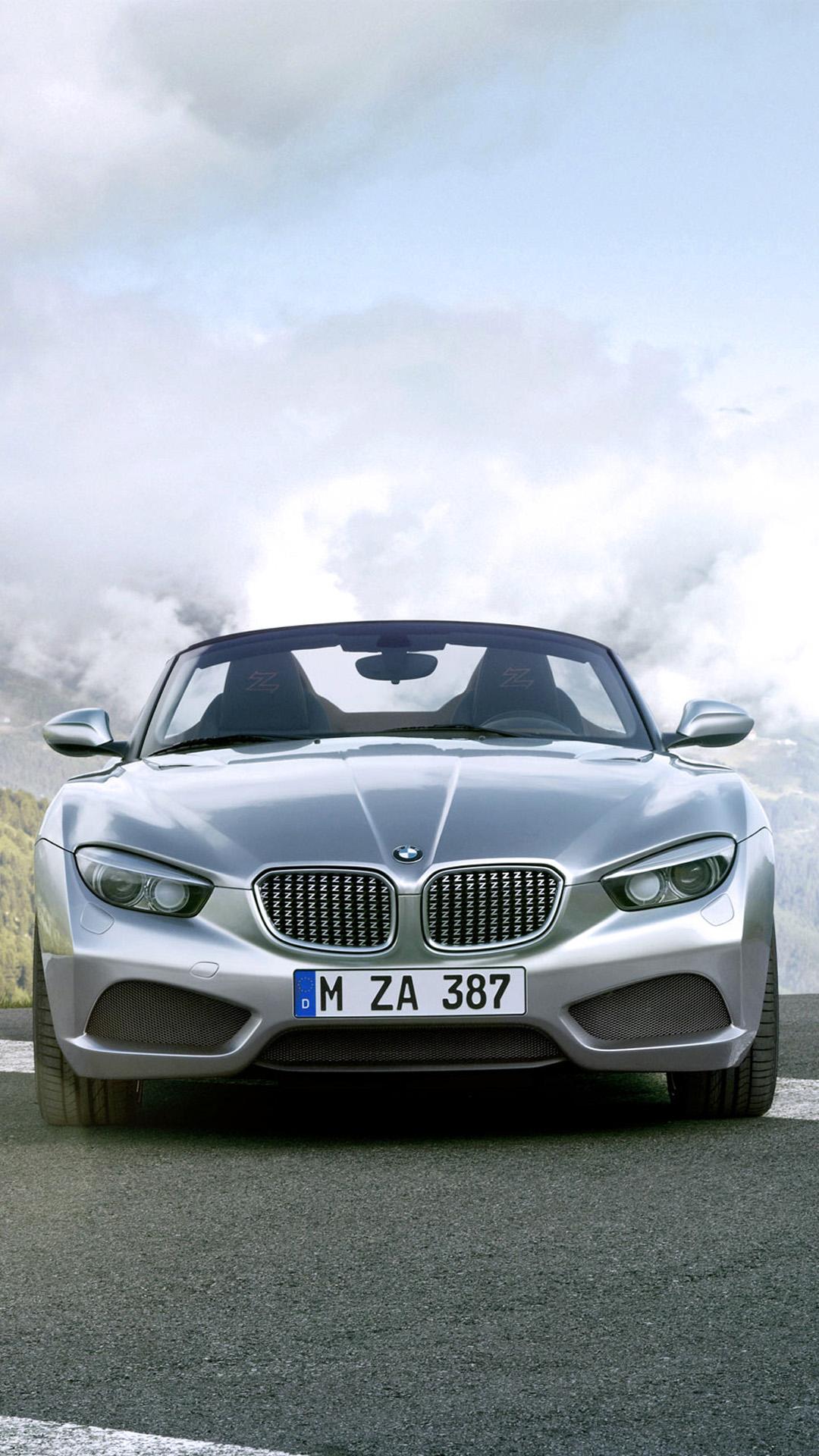 The New BMW Sports Car