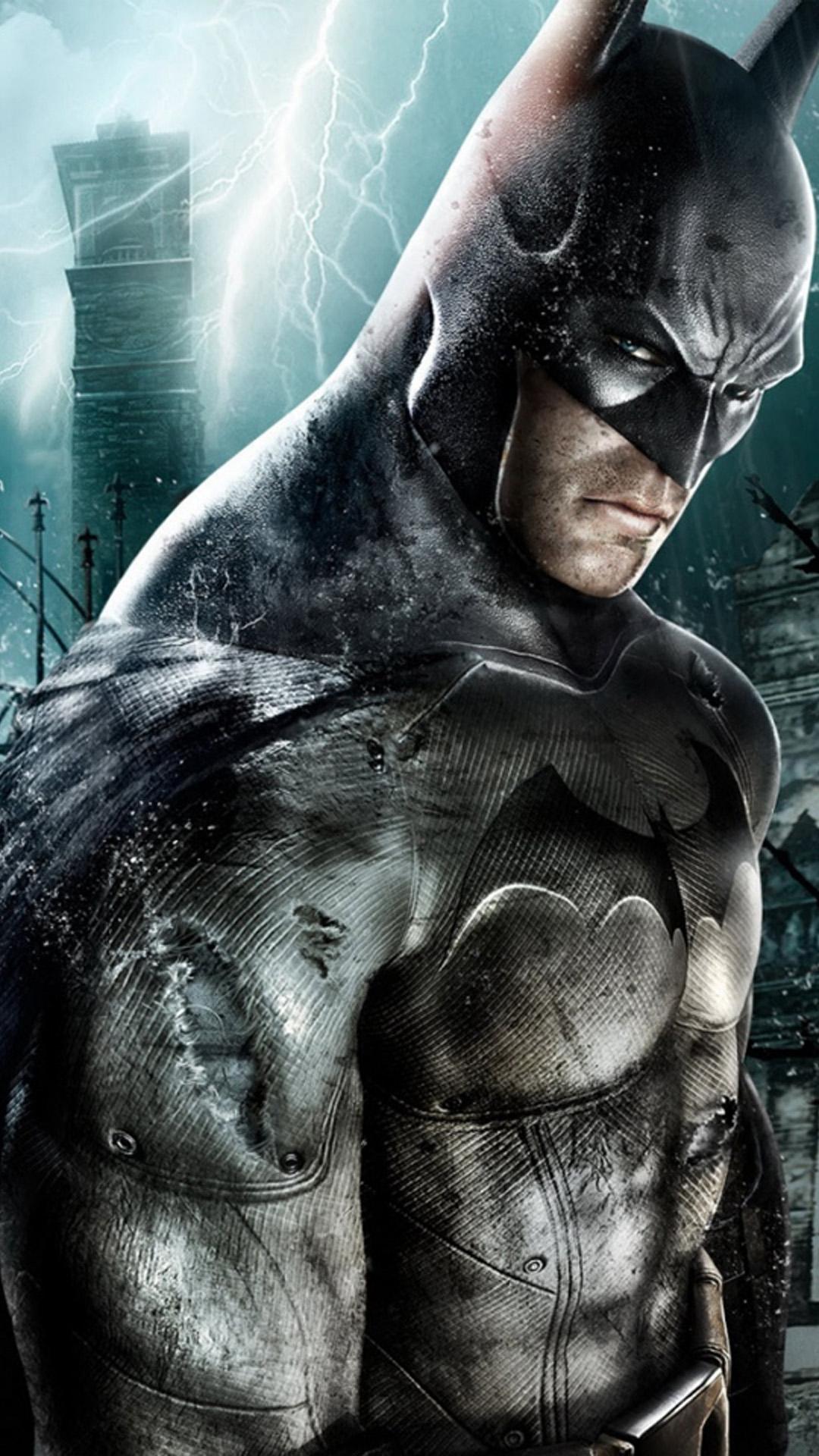 batman arkham city 2 - walls iphone