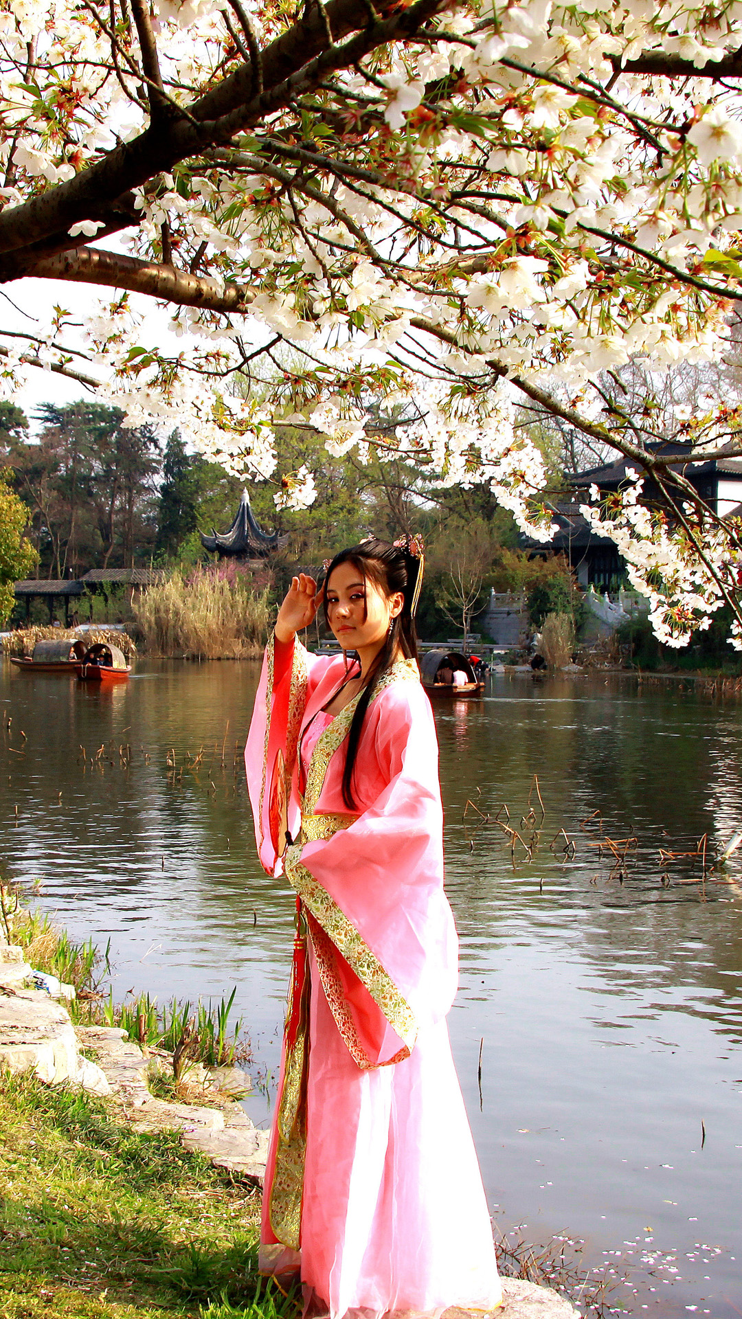 Chinese Culture girl