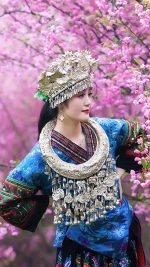 Chinese Ethnic Culture girl