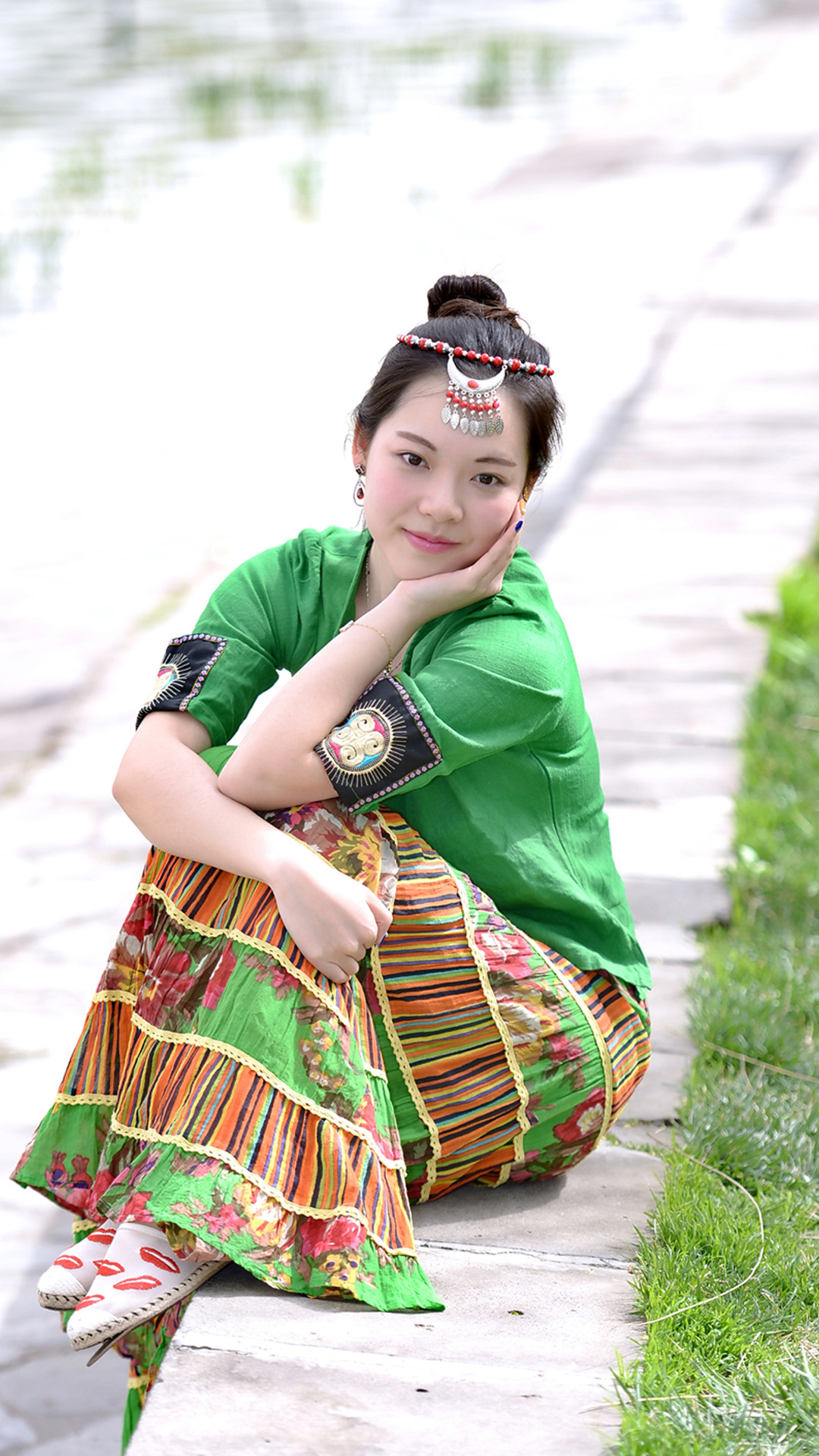 Cute Chinese Girl Wallpapers For Iphone