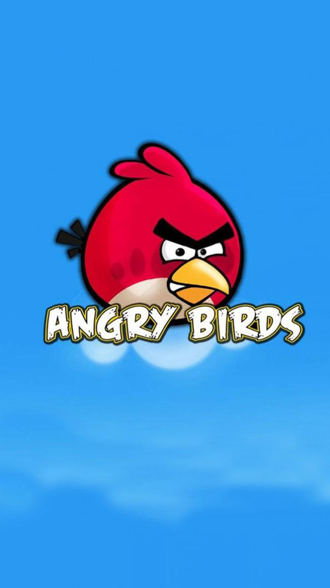 Angry Birds Intro Wallpapers For Iphone