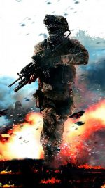 Call of Duty Fire Blur