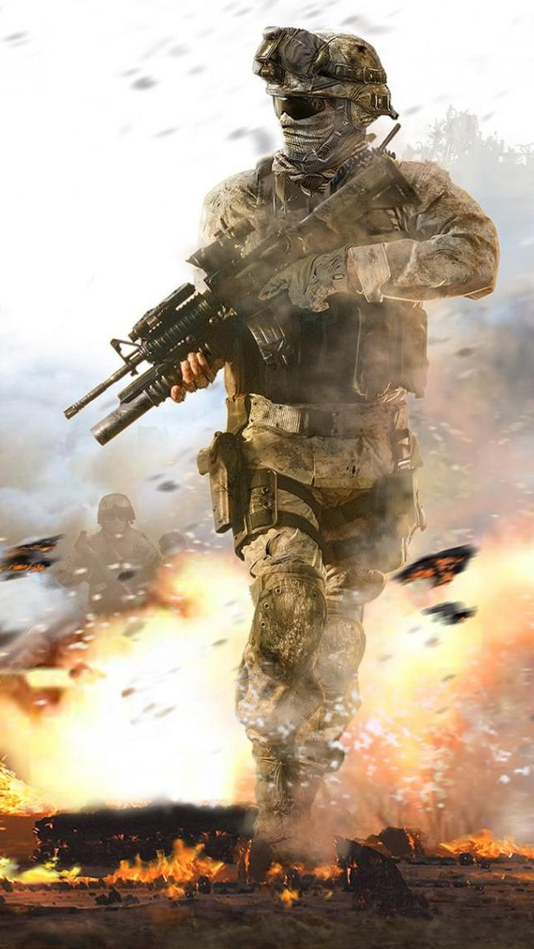 Call of Duty Soldier