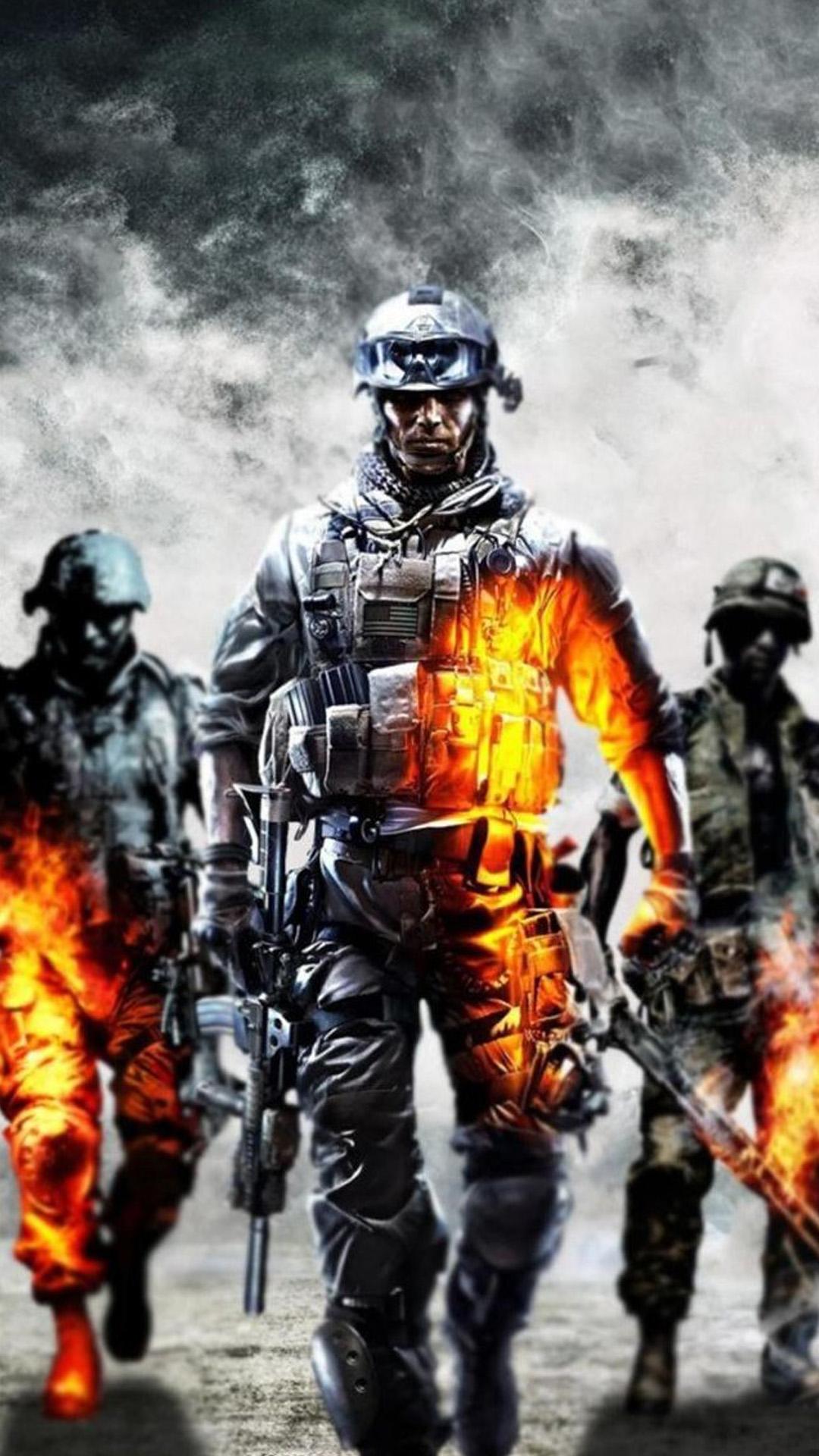 Call of Duty Ghosts Bokeh Blur