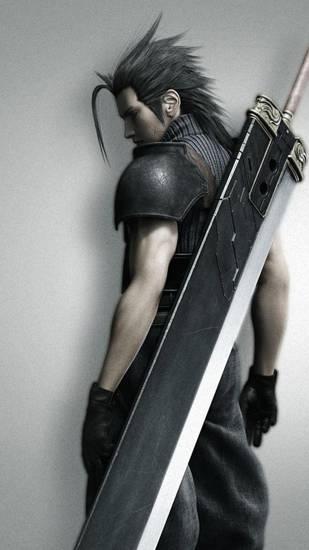 Crisis Core Final Fantasy Vii Wallpapers For Iphone