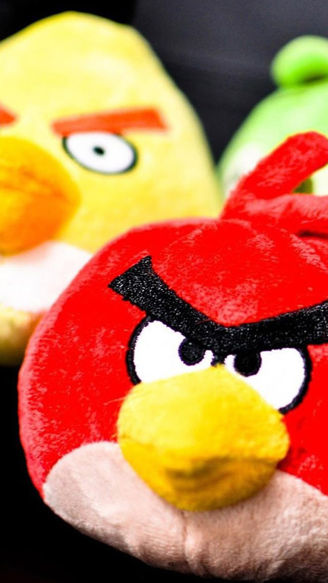 Real Angry Bird Toy