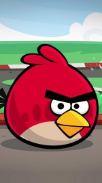 Angry Bird Red Art