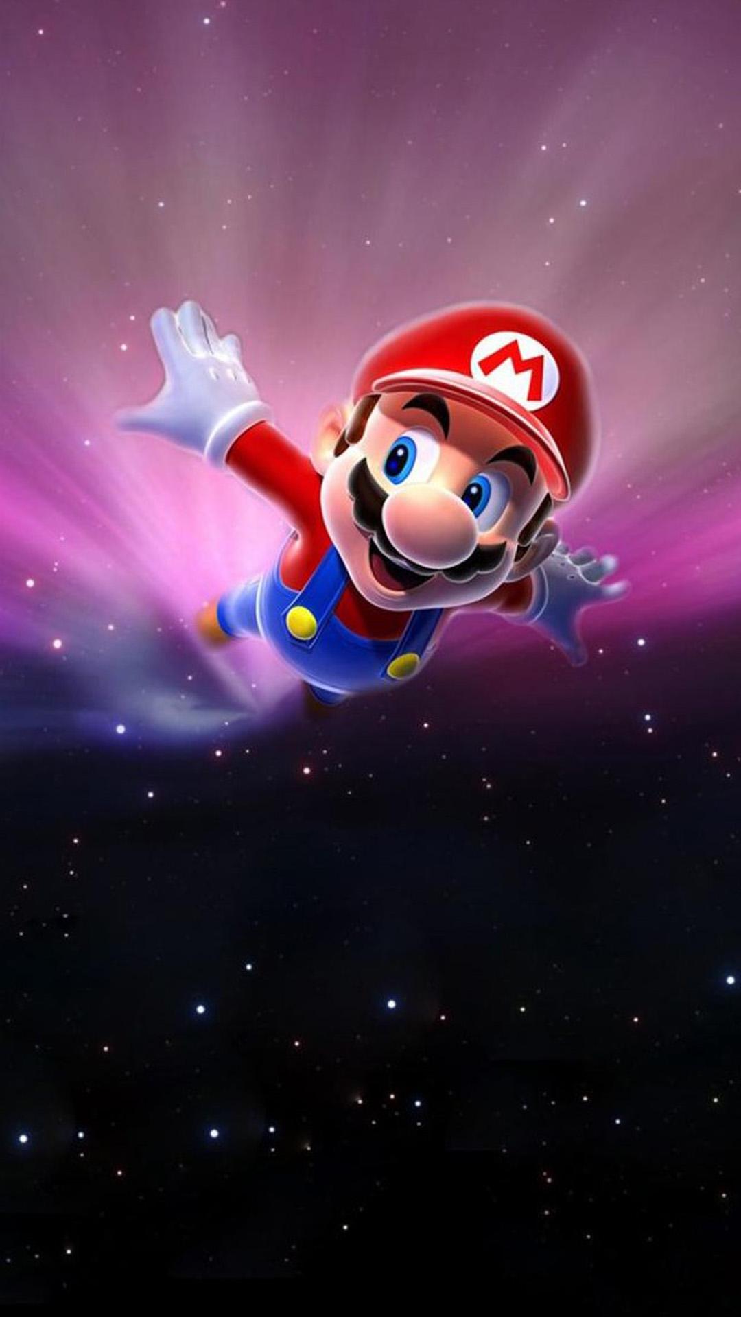 Super Mario Space