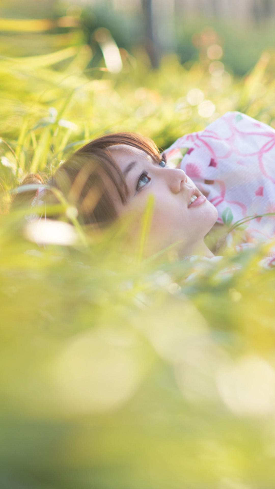 Girl's innocence Japan