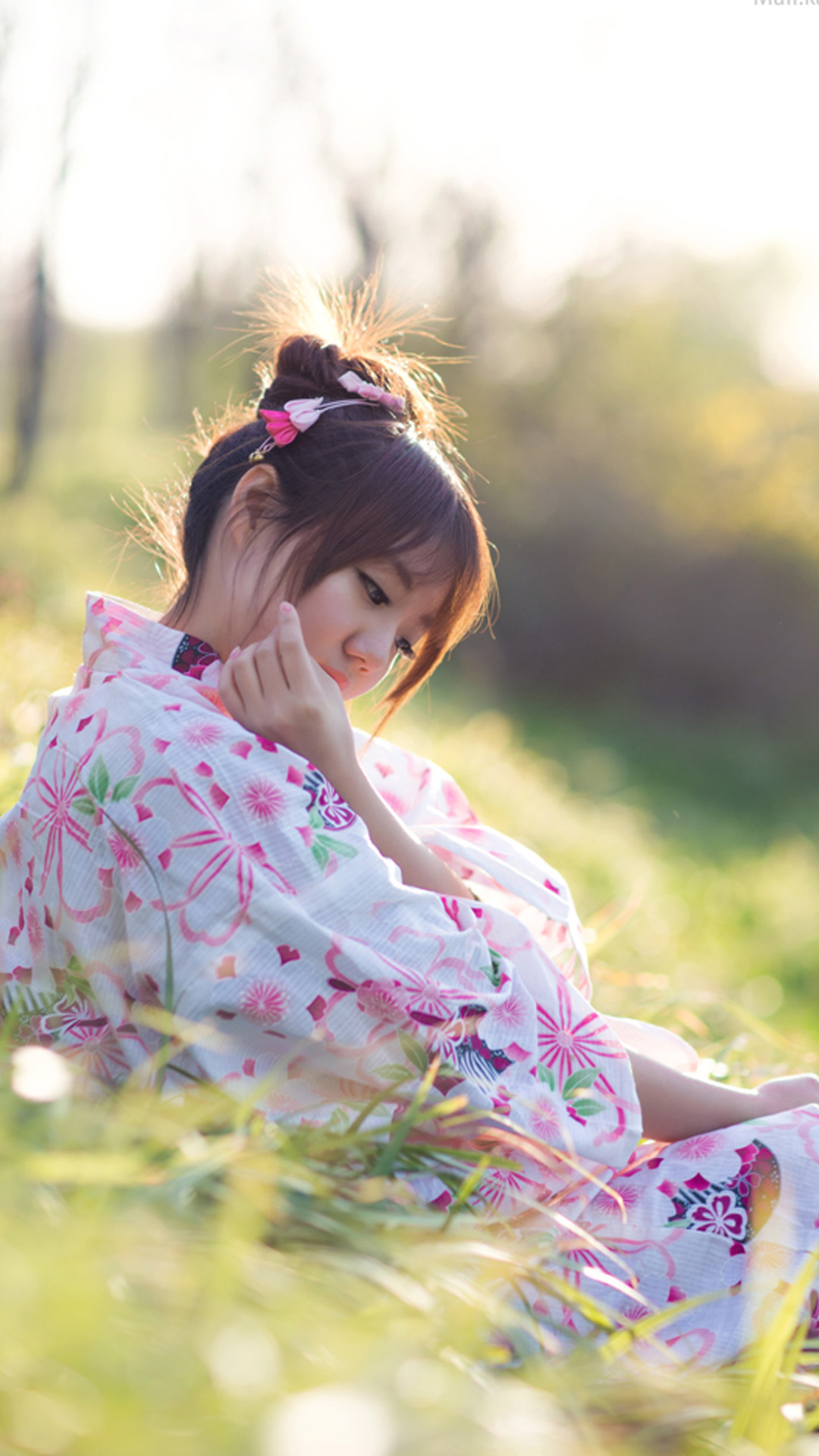 Japanese Culture Girl Wallpapers For Iphone