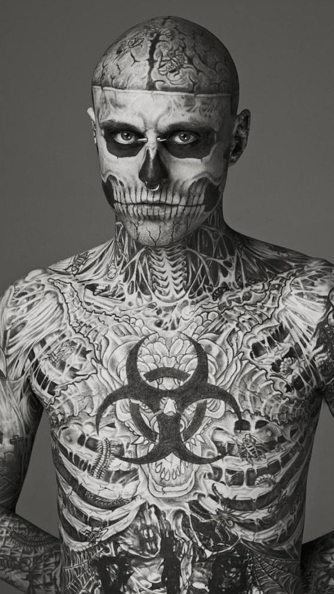 iPhone 8. Tattoo