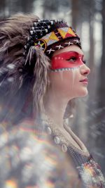 Tribal beauty photography