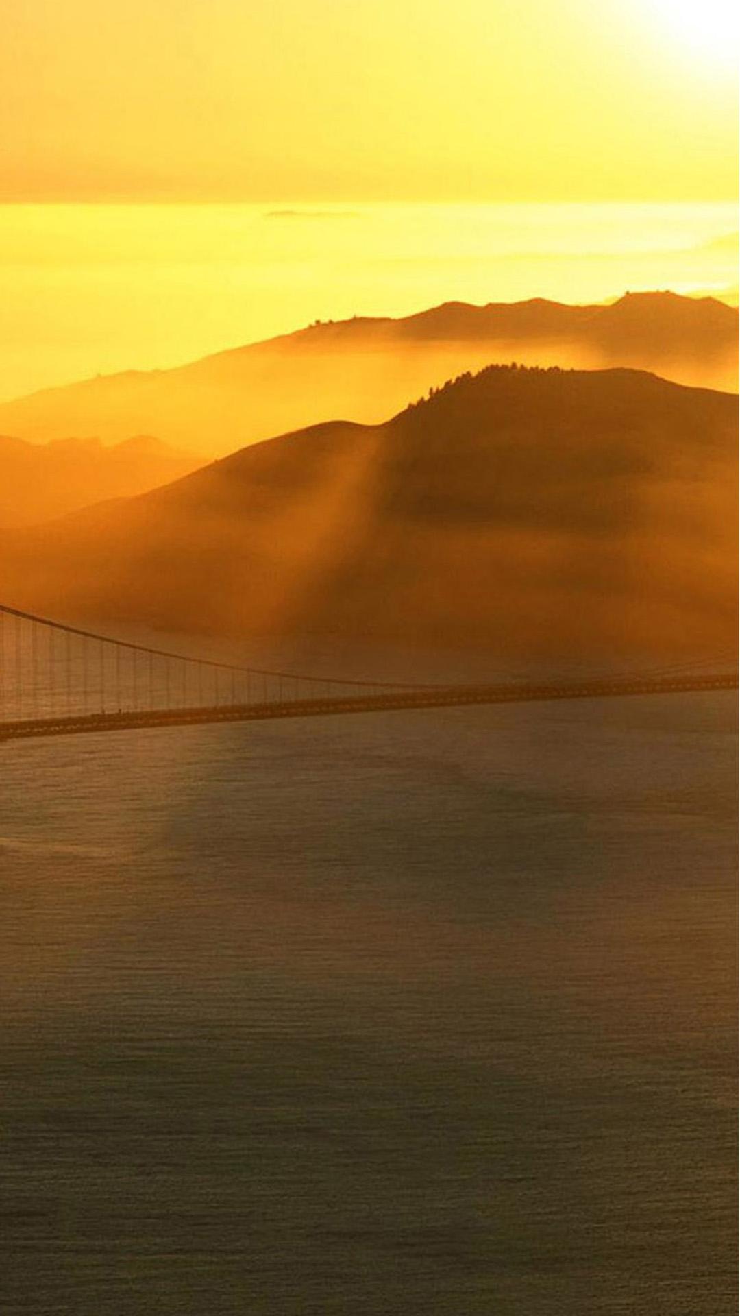 Bridge Sunrays
