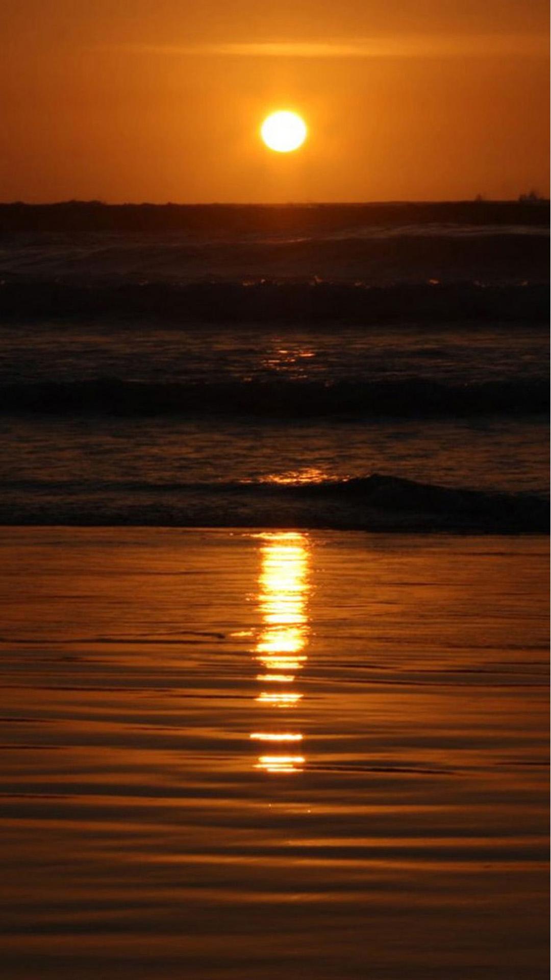 Peace Sunset