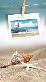 Beach photo memories