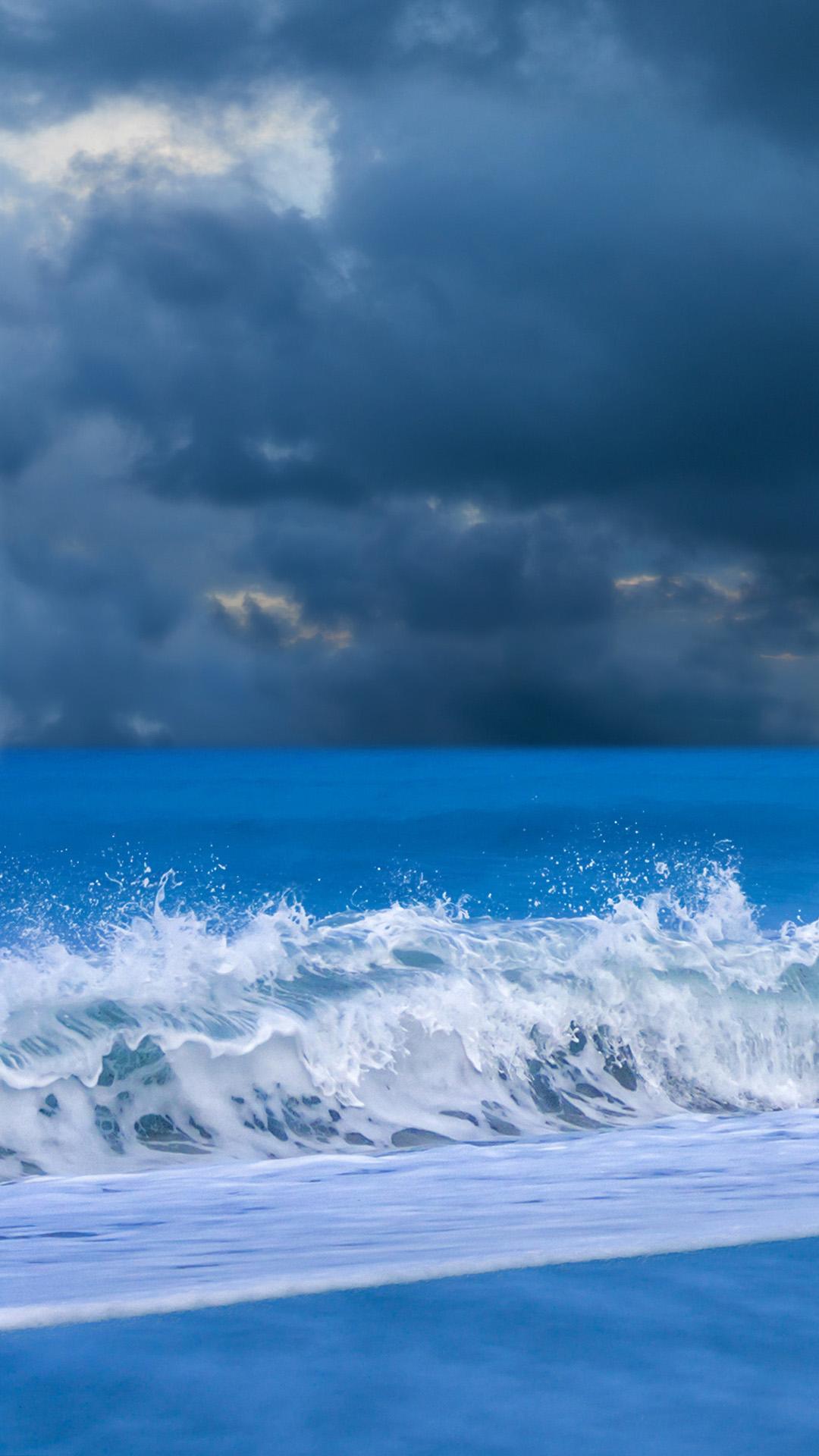 Beautiful Waves Beach