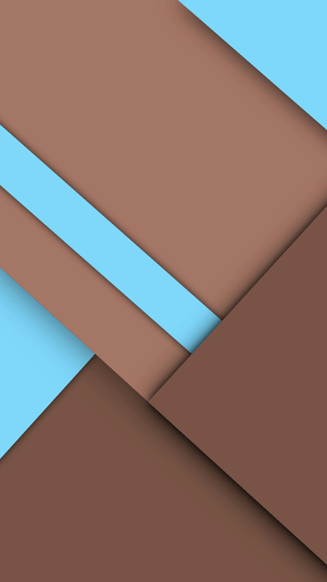 Brown Geometry Graphics