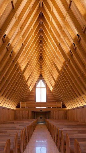 China Hangzhou beautiful Island church