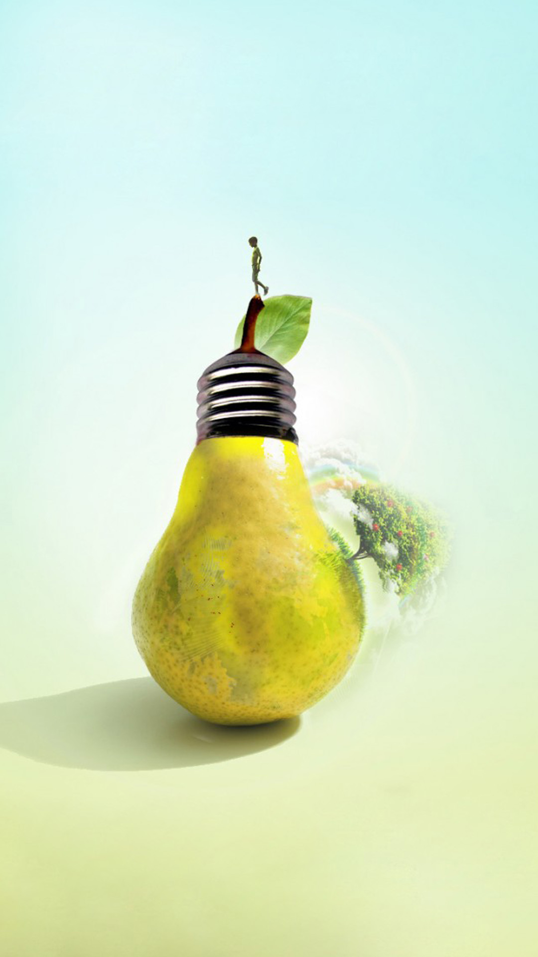 Lamp Nature