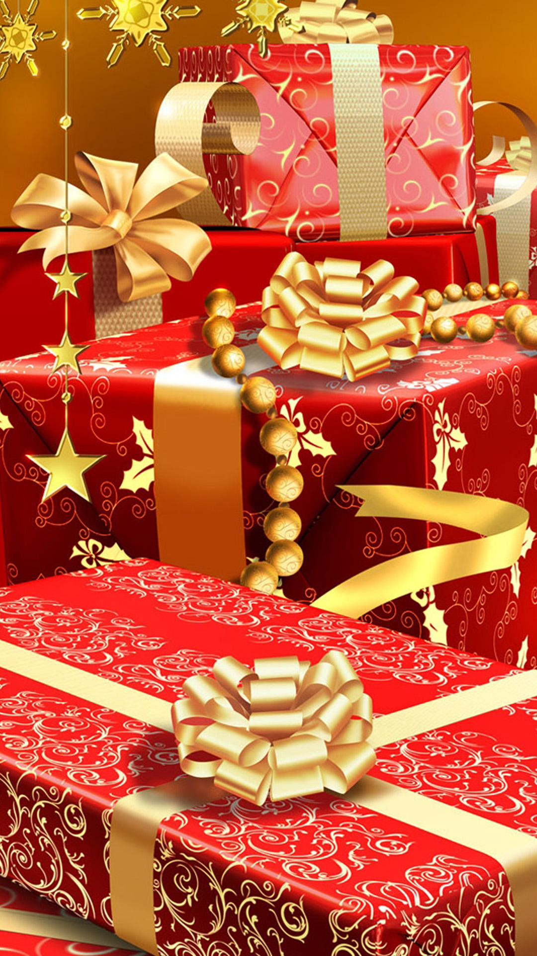 Christmas Presents Wallpapers For Iphone