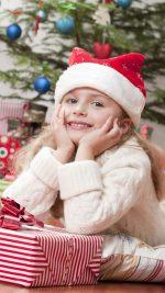 Happy Girl Christmas