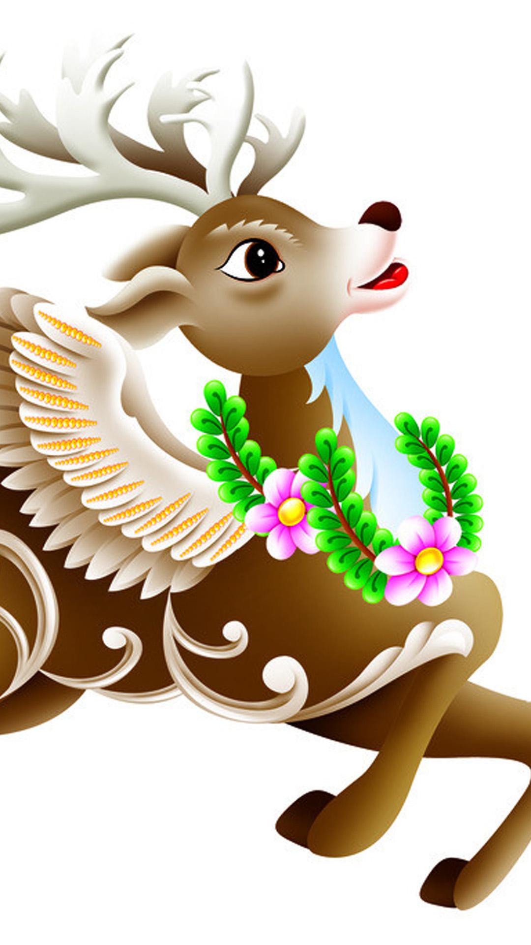 Lovely Christmas Deer