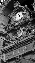 Antwerpen Clock