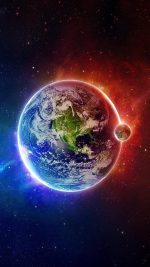 Beautiful Earth Space