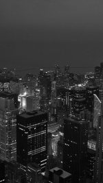 Black White City