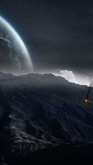 Extraterrestrial Volcanic