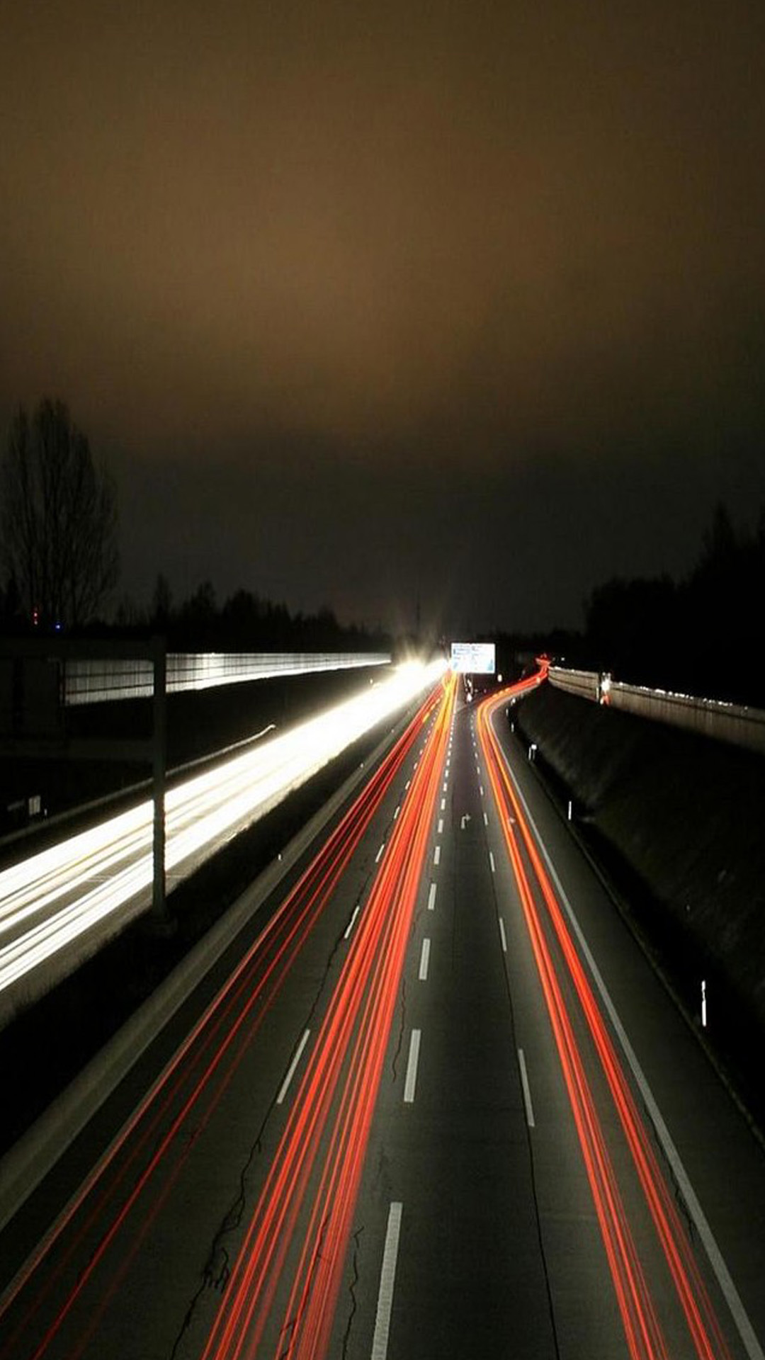 Long Exposure Light Trails