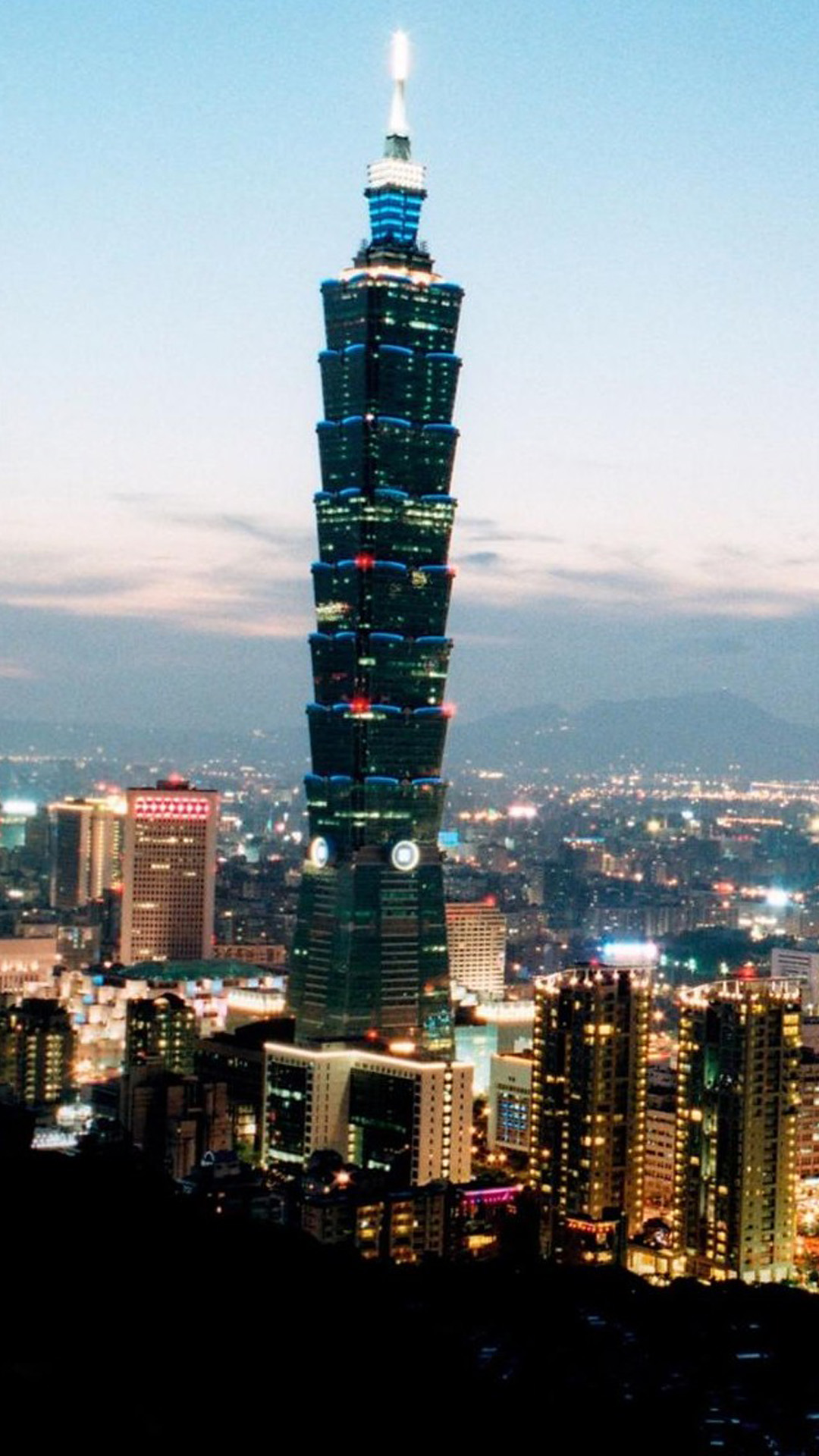 Taipei 101 Wallpapers For Iphone
