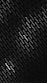 Abstract Dark Bw Dots Lines Pattern