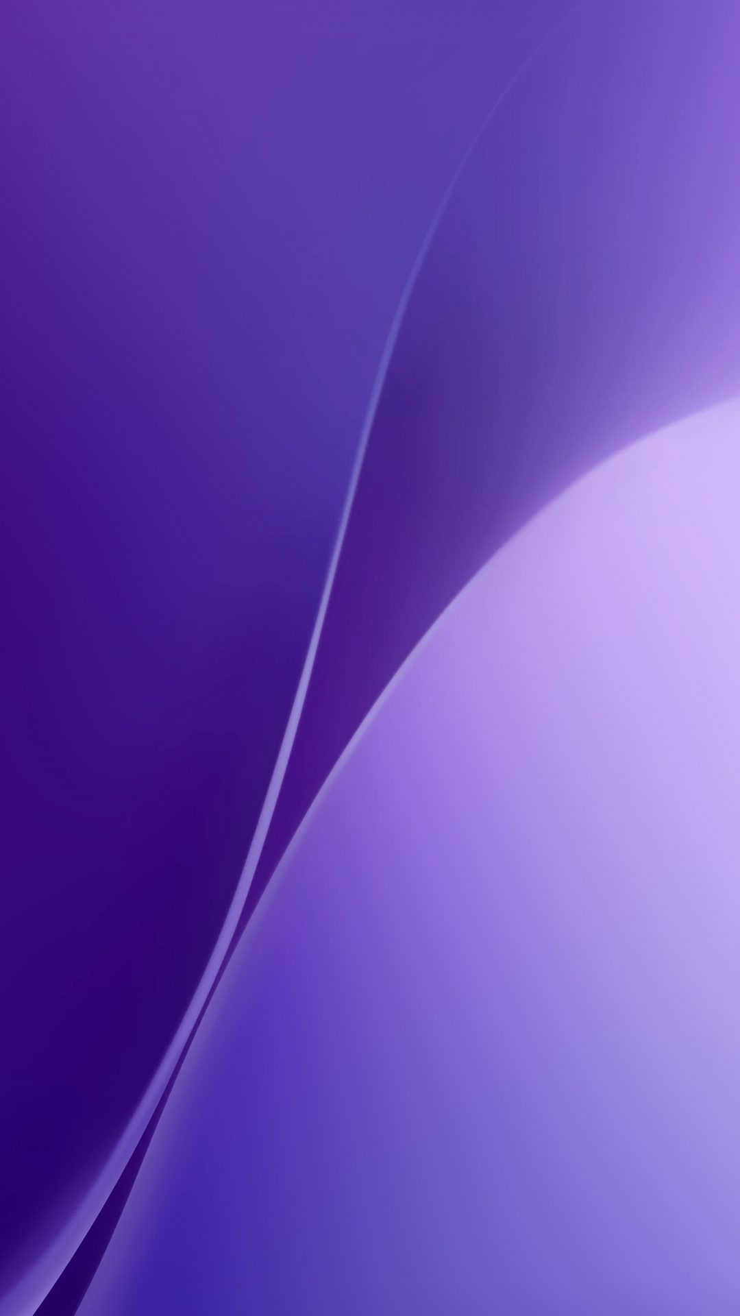 Abstract Lines Purple Galaxy Pattern