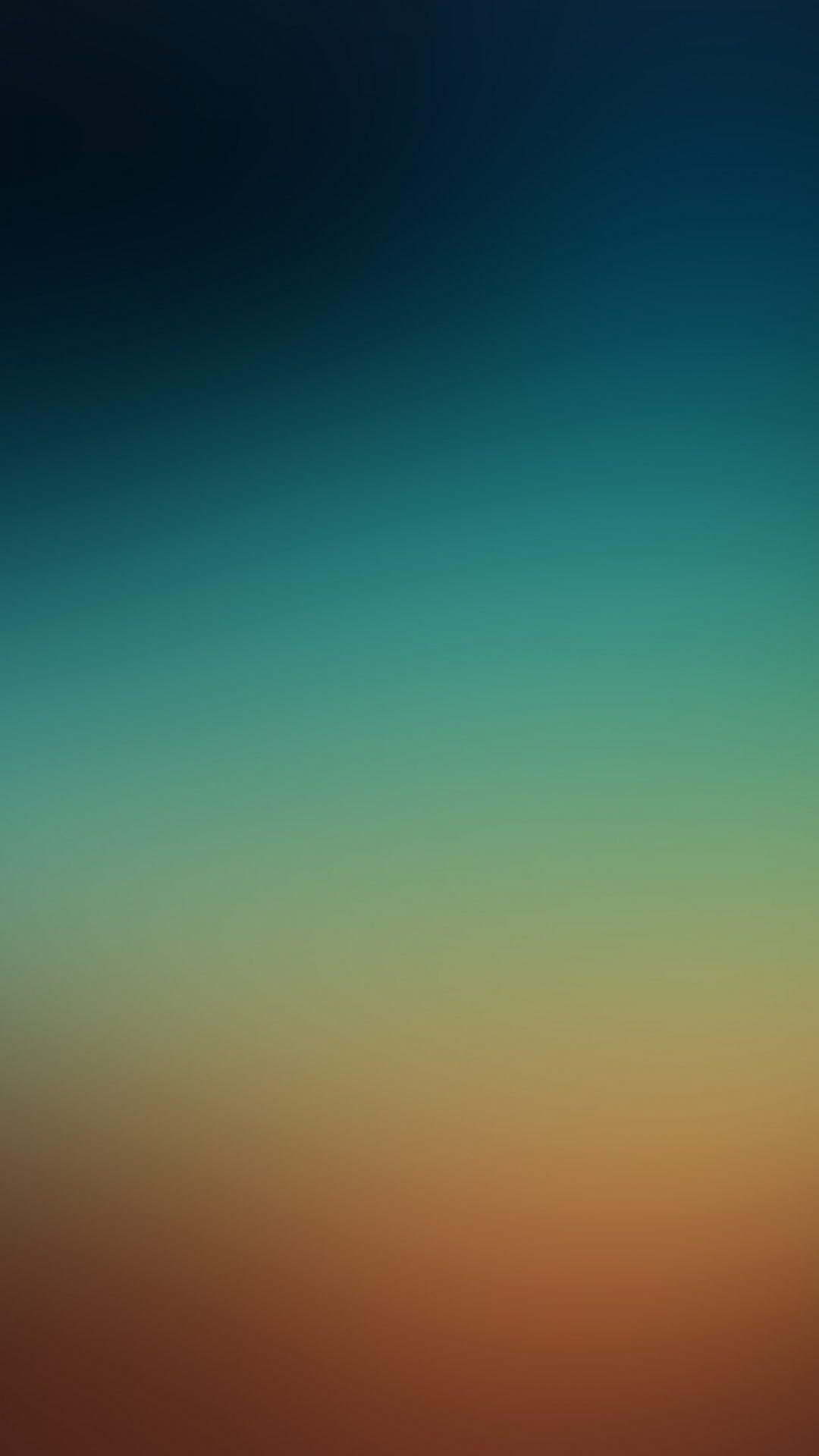 Abstract Morning Gradation Blur