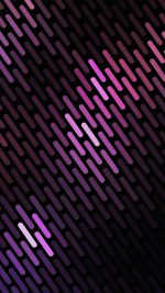 Abstract Pink Purple Dots Lines Pattern