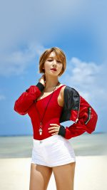 Aoa Choa Summer Ocean Vaction Girl Kpop