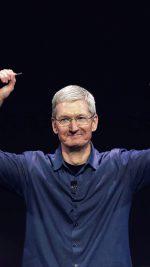 Apple Ceo Tim Cook Proud